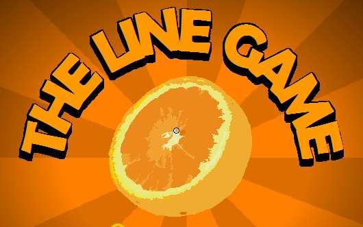 Line Game: Orange Edition
